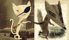 My favourite illustrated version of Pinocchio. By Sara Fanelli