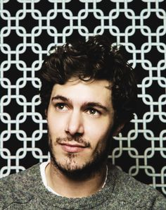 Adam Brody--he will always be Seth Cohen to me :)
