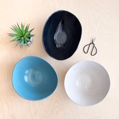 Perfectly Imperfect Handmade Bowls