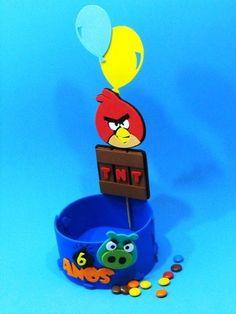Cestão Angry Birds - Cortes para Montarwww.petilola.com.br