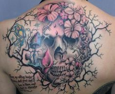 From+my+rotting+body...amazing+tat - Click image to find more tattoos Pinterest pins