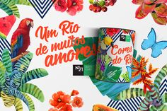 Colors of Rio / Soap • Package Design on Behance
