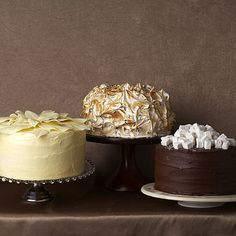 How to Keep Layer Cakes Straight - FineCooking