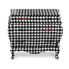 Poule Three Drawer Chest now featured on Fab.