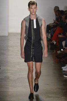 Male Fashion Trends: Tim Coppens Spring/Summer 2014 - New York Fashion Week Mens Fashion Week, High Fashion, Fashion Show, Fashion Design, Fashion Trends, Male Fashion, Paris Fashion, Street Fashion, Spring 2014