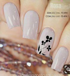 45 types of makeup nails art nailart 49 – Nails Cute Nails, Pretty Nails, My Nails, Nagel Gel, Types Of Nails, Flower Nails, Stylish Nails, Nail Arts, Spring Nails