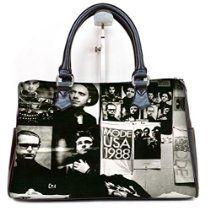 Depeche Mode Vintage Barel Handbag for womens