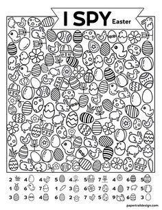 Learning Activities, Preschool Activities, Kids Learning, Activity Pages For Kids Free Printables, Free Easter Printables, Easter Coloring Pages Printable, Easter Worksheets, Fun Worksheets For Kids, Activity Sheets For Kids