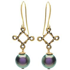 Malbec Earrings
