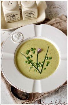 Dulce de Leche: Krémová polievka z jarnej cibuľky