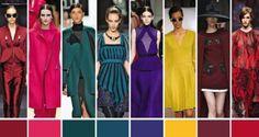 alcuni colori-moda autunno-inverno 2014-2015