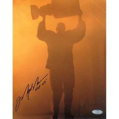 Steiner Sports Mark Messier Autographed Sports Photo, Black