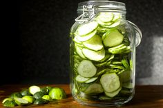 Refridgerator Pickles: you'll start with so much by smitten, via Flickr