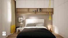 sypialnia zabudowa z łóżkiem - Szukaj w Google