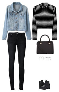 """Untitled #136"" by pame-styles ❤ liked on Polyvore featuring BLK DNM, Victoria Beckham, Steve Madden, Forever 21 and Bling Jewelry"