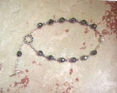 Hermes Travel Prayer Beads: Greek God of Communication, Commerce, Competition…