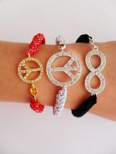 Peaceful Bracelets   Maparim
