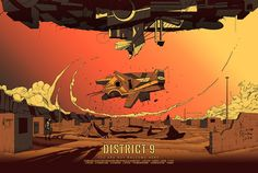 District 9 (2009)  HD Wallpaper From Gallsource.com