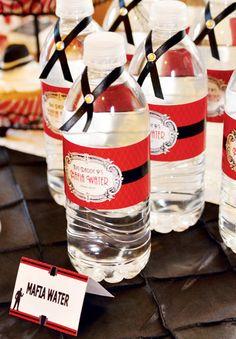 Roaring 20's Mafia Water