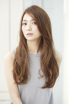 ヘアカタログ Hair Beauty, Long Hair Styles, Long Hairstyle, Long Haircuts, Long Hair Cuts, Long Hairstyles, Cute Hair, Long Hair Dos