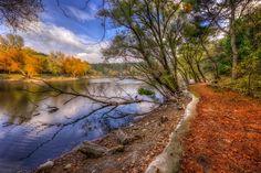 Autumn at the lake, by Hakki Dogan on 500px