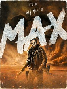 Mad Max - Created by Julien Lemoine Geek Movies, The Road Warriors, Mad Max Fury Road, Game Logo Design, Keys Art, Alternative Movie Posters, Movie Poster Art, Tom Hardy, Fan Art
