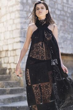 the 'has a dark rich centre' dress is telling of her wearer's deep and unwavering emotional strength and sensitivity. Centre, Dark, Nice, Hot, Collection, Dresses, Fashion, Bohemia, Vestidos