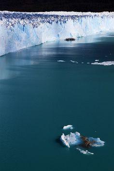 Argentina. Patagonia. PN de Los Glaciares. Glaciar Perito Moreno