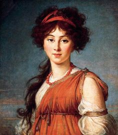 Madame de Staël, Anne Louise Germaine de Staël-Holstein, born Anne Louise Germaine Necker, Madame Necker | Great Thoughts Treasury