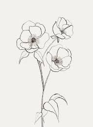 Billedresultat for forget me not tattoo black and white