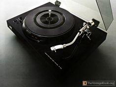 Sansui SR-929 (japanese vintage at the height of vinyl craze)