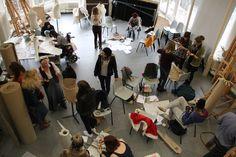 Theatre design 2012 - busy busy!