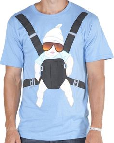 Baby Carrier Hang Over T-Shirt