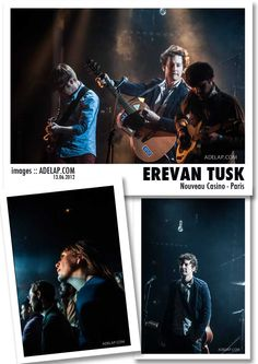 Erevan Tusk au nouveau casino