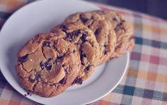 Emily Salomon | chocolate chip cookies