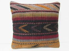 rare kilim pillow decorative kilim pillow by DECOLICKILIMPILLOWS