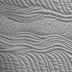 Wavy Line Quilting Designs » Quilting Is My Therapy