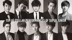 Top 10 stellar performances of Super Junior