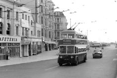 South Parade, Southsea, 1962. Picture: Barry Cox Portsmouth England, Stevenage, Hms Victory, Victorian Pictures, Isle Of Wight, Beautiful Places To Visit, Southampton, Back In The Day, Hampshire