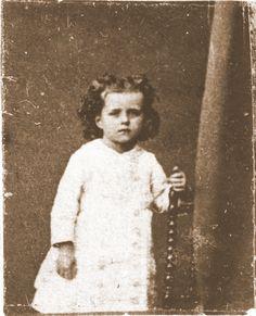 . Thérèse jeune enfant, Juillet 1876.