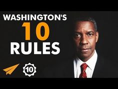 Denzel Washington's Top 10 Rules For Success - YouTube