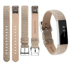 Replacement Watch Bands, Fitbit Alta, Smart Watch, Rose Gold, Watches, Colorful, Free Shipping, Leather, Stuff To Buy