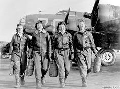 05 Aug 43: The Women's Flying Training Detachment (WFTD) and the Women's Auxiliary Ferrying Squadron (WAFS), both organized separately in Sept 1942, are merged together to form the single paramilitary Women Airforce Service Pilots (WASPs) organization.More: http://scanningwwii.com/a?d=0805&s=430805 #WWII