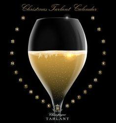 Le Calendrier de l'Avent digital des champagne Tarlant