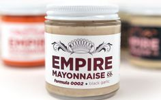 a store selling only artisanal flavored mayonnaise?