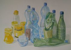 Watercolour by Nicole Cairns