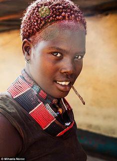 Valle Omo, Etiopía. Belleza Femenina Mundial | Diseño y Fotografía - Todo-Mail