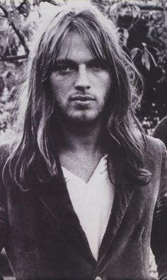 "David Gilmour  ""Pink Floyd"""