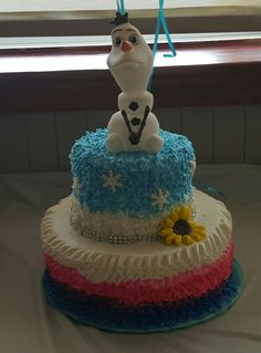 Frozen cake ☆☆☆