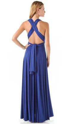 Twobirds Long Convertible Dress